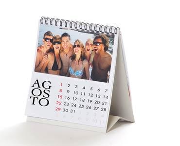 Foto su calendario vari formati