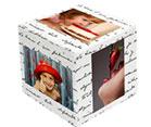 Fotocubi personalizzato con foto diverse