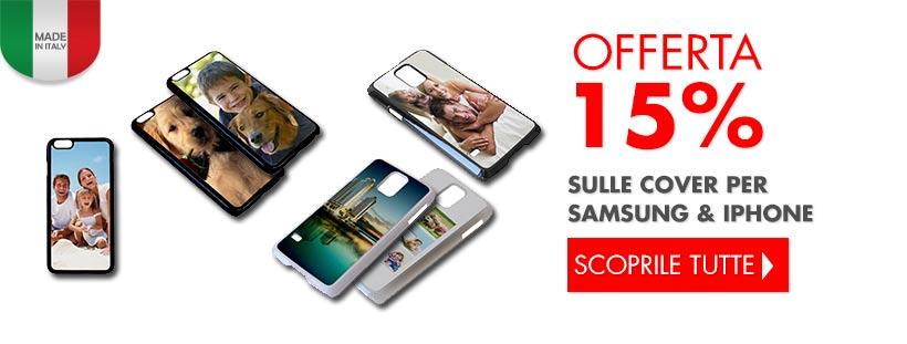 Cover per Telefoni Personalizzate con Foto