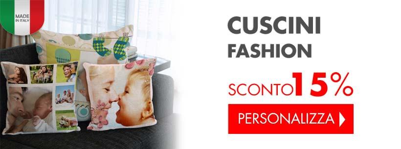 Personalizzazione del cuscino Fashion