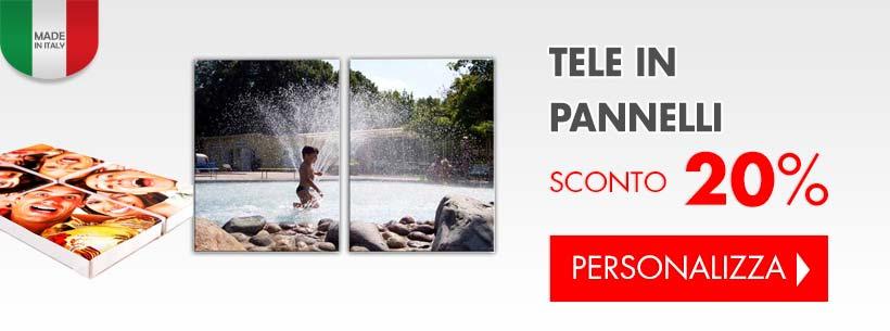 Tele in Pannelli