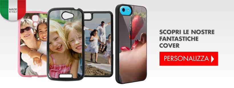 cover per smartphone personalizzate